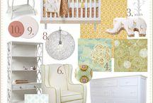 children's and baby's bedroom / Ideas for Baby Nurseries, Children's rooms