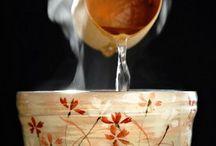 Cérémonie du thé Tea ceremony    / Christine  Dattner la French touch du thé depuis 35 ans