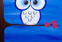 Paint Night for the Kids