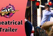 Thikka Theatrical Trailer | Sai Dharam Tej | Larissa Bonesi
