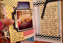 Mini albums / by Linda Roessler