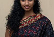 Indian Girl In Saree