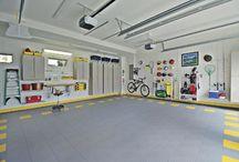 Garage ideas / by Maire Costas