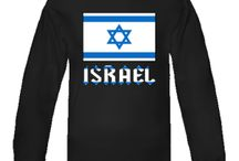 Israel from Auntie Shoe / Items about the country of Israel. Includes products with designs by Auntie Shoe. Designs use the Israeli flag.