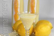 Crème de citron moncello