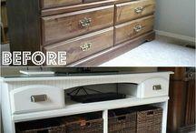 Dresser repurpose