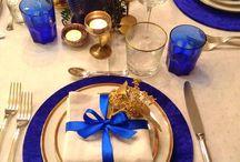 tavola per le feste