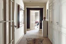 Small/narrow hallways...
