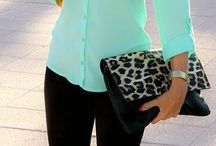 Blusa verde menta