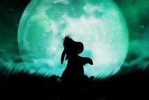 Disney Silhouetten