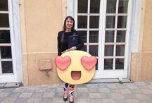 La mia grossa seconda laurea in filosofia / Discussione tesi di laurea presso Università degli studi di Genova, pants Moschino / by Valentina Piacentini
