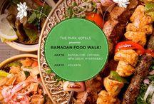 The Park Ramadan Food Walk