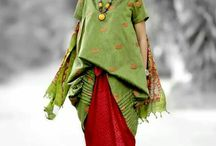 Ethnic clothes