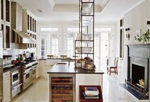 Kitchen / Kitchen  / by Alexa Hampton