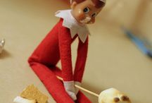 Elf on the shelf / by Erikah Lemaster