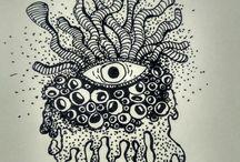 scribbles ❤