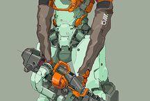 Robots / Mecha