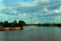 Putussibau / Kota Kecil, Putussibau_Kalimantan Barat_Indonesia