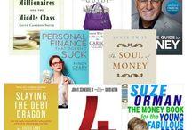 Money Smarts - Reading List / reading recommendations, books, money mindset, wealth mindset, wealthy, steps to wealth