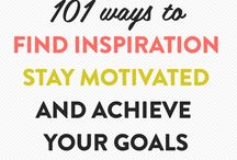 Get Motivated / For those days when you just don't feel like it. When Netflix sounds better than your to-do list. Let's generate some creative energy and get your motivation going!