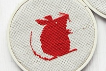 Cross Stitch / Embroidery / by Candace