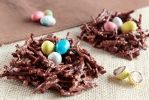 Holiday: Easter / Easter related projects, recipes, and decorating ideas. Easter tutorials, projects and inspiration. / by Marissa Fischer | Rae Gun Ramblings