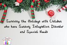 Holidays and Children with Special Needs
