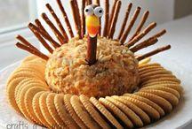 Holiday food decoration