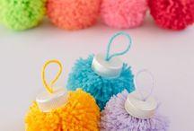 Pompom játékok