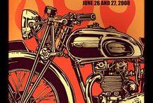 Posters motos / by José Vicente Medina Cantón