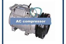 Denso 10S17C a/c compressor for Caterpiller Excavator 4472203845 4472203846 4472203847