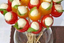 summer snacks;)