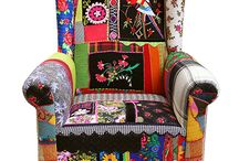 Furniture Boho vintage Ibiza Meubels