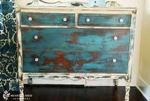 Home - DIY/Refinished Furniture & Decor / DIY Furniture & Decor - Building, Refinishing and Crafts / by ME G
