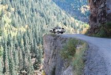 Drive OutThere Colorado / Do you love taking long car rides in the Rockies? Or mountain drives to watch the leaves change? We have the routes and inspiration for your next trip.