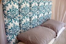 Homemade bedroom things