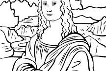 mona lïsa