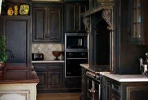 kitchens / by Cathy Beaudoin