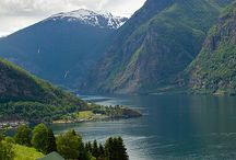 norge / by Inger Lise Braathen