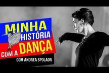 MINHA HISTÓRIA COM A DANÇA