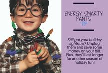 Be An Energy Smarty Pants / Anyone can become an energy smarty pants! It's all about staying mindful of your energy use, saving where you can and investing in efficient products in the future. #BeAnEnergySmartyPants