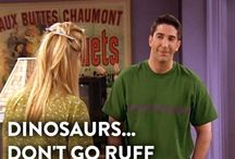 11 Things we Learnt from Dr. Ross Geller / Be honest: You didn't know what palaeontology was until you met Dr. Ross Geller