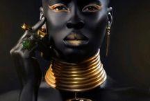 Femmes Noires Magnifique / Images that inspire and styling I love