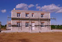 Construction et rénovation de maison en pierre - Vivanbois / Vivanbois - construction ou rénovation de maison en pierre, charpente, couverture, menuiserie, volet ...