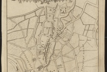 Maps Of London - the Charterhouse