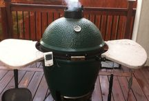 Green Egg Recipes / by Judy Wood