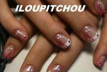 deco ongle french