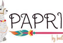 Paprika by Becky Fleck