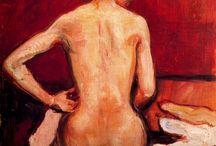 Edvard Munch malerier