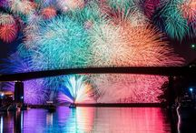 Fireworks / Let your colours burst